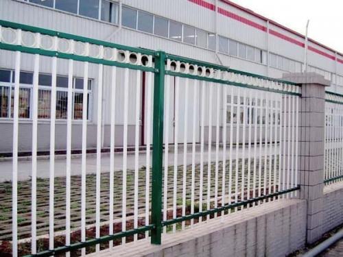 锌钢护栏的标准和