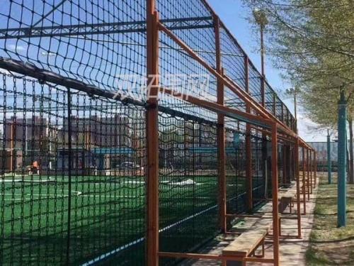 笼式足球场围网的