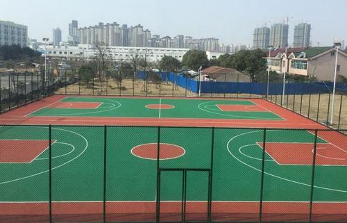 体育场篮球场围网
