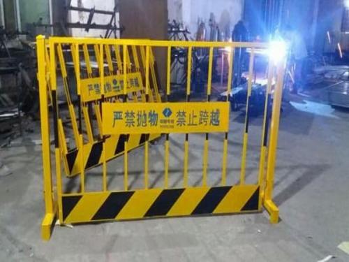 基坑护栏防护措施