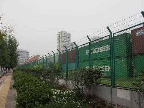 护栏网价格及护栏