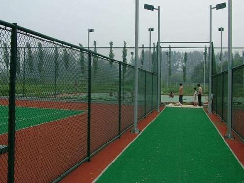 网球场围网面积计