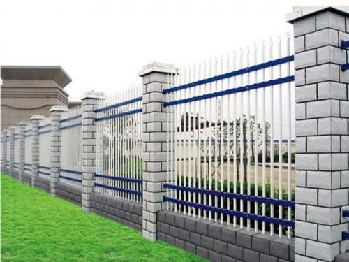 住宅小区锌钢护栏