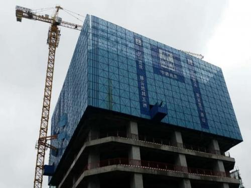 建筑安全网