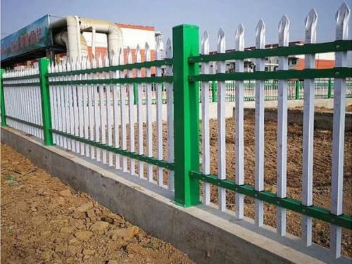 锌钢护栏的横杆和