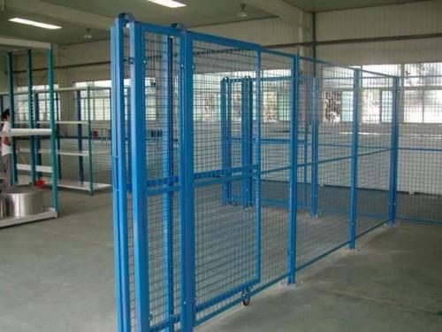 框架护栏网安装应