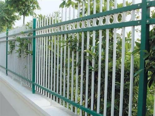 景区锌钢护栏
