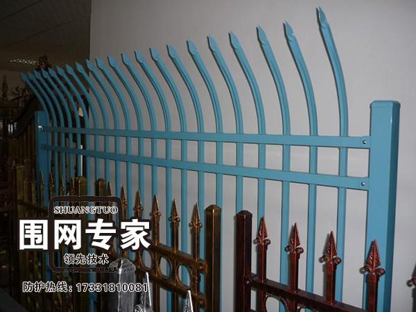 锌钢护栏单弯头