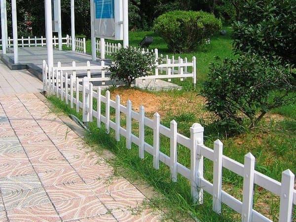 花园锌钢护栏围栏