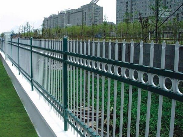 围墙锌钢护栏