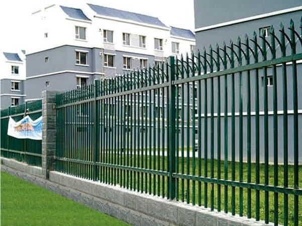 社区锌钢护栏