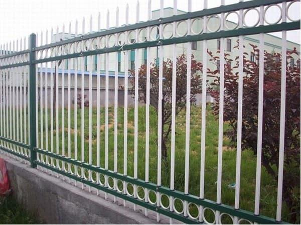 花片锌钢护栏